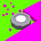 App Icon for Color Saw 3D App in United States IOS App Store