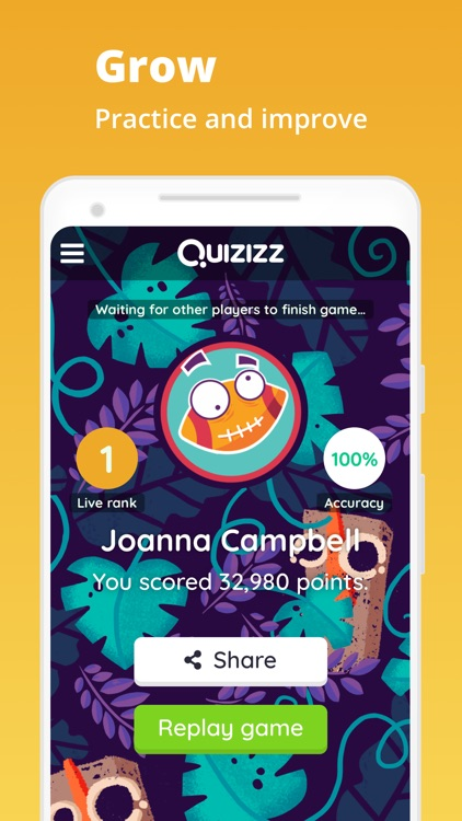 Quizizz: Play to learn screenshot-3