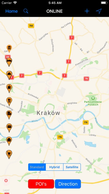 Krakow (Poland) – City Travel screenshot-6