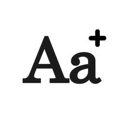 Keyboard Fonts ⁺