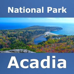 Acadia National Park – GPS