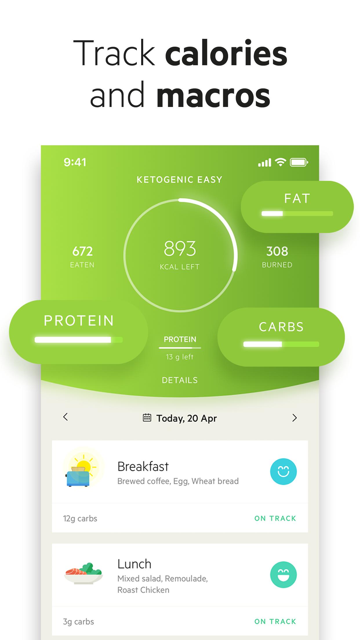 Lifesum: Your Calorie Counter Screenshot