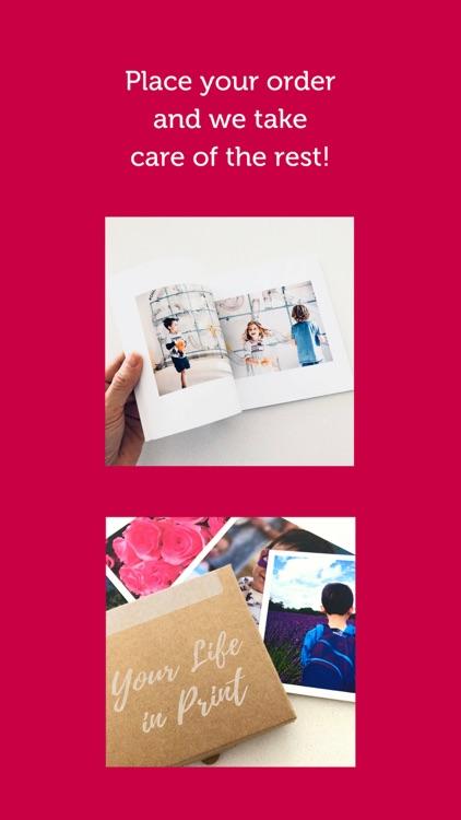 CherryPix   Your Life in Print screenshot-4