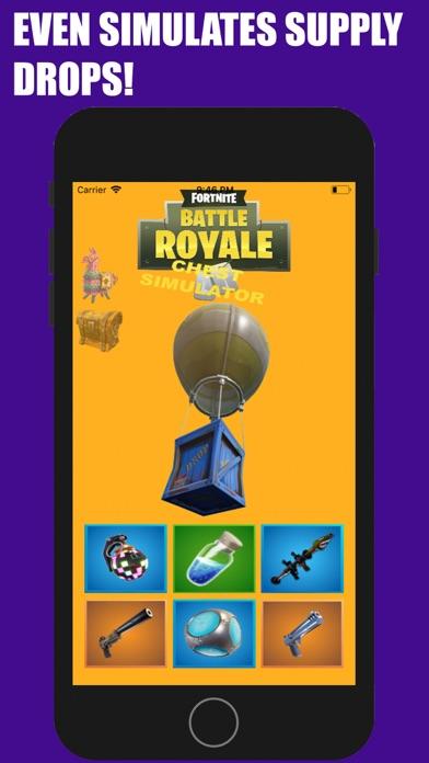 Fortnite Chest Simulator Screenshots