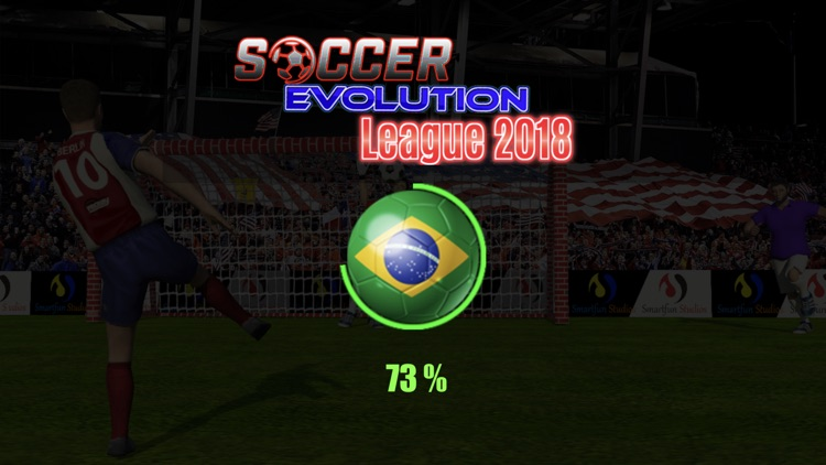 Soccer League Evolution