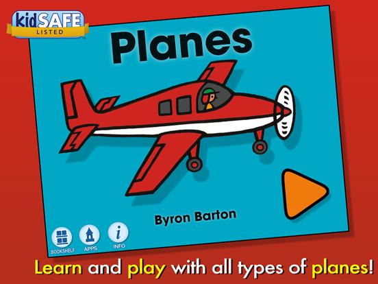 Planes - Byron Bartonのおすすめ画像1