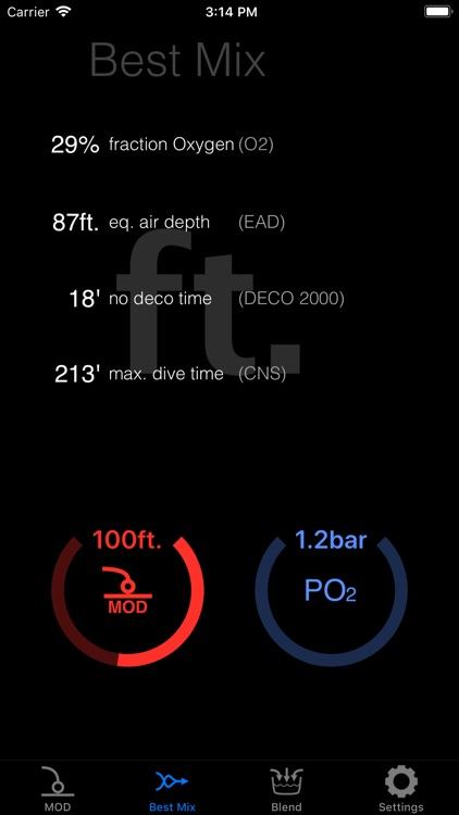 NitroxCalc screenshot-4