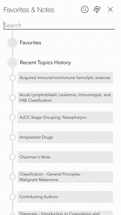 Hematology & Oncology Consult screenshot-7
