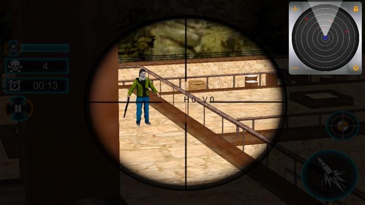 Sniper Counter War Attack 2018 screenshot-3