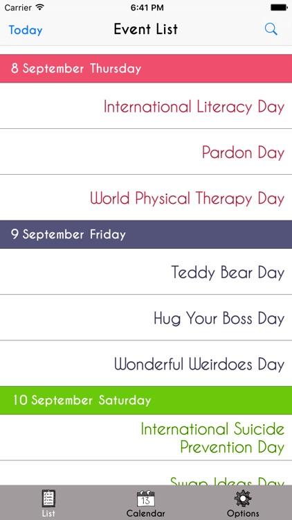 Holiday Today screenshot-4