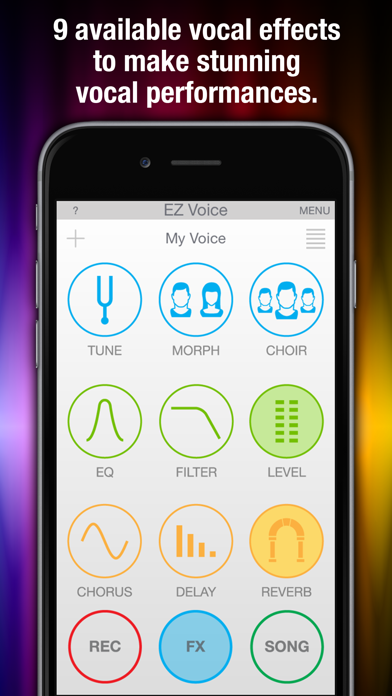 Screenshot #3 pour EZ Voice