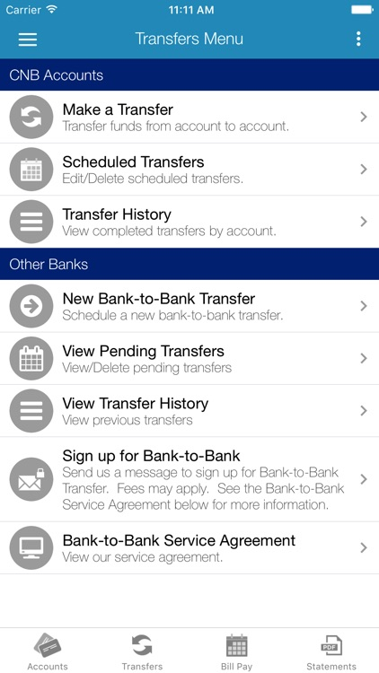 Central National Bank Mobile