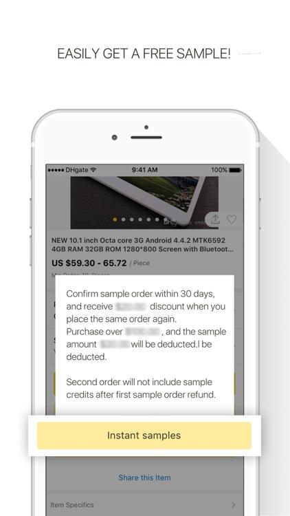 DHgate - Buy and Sell Globally screenshot-4