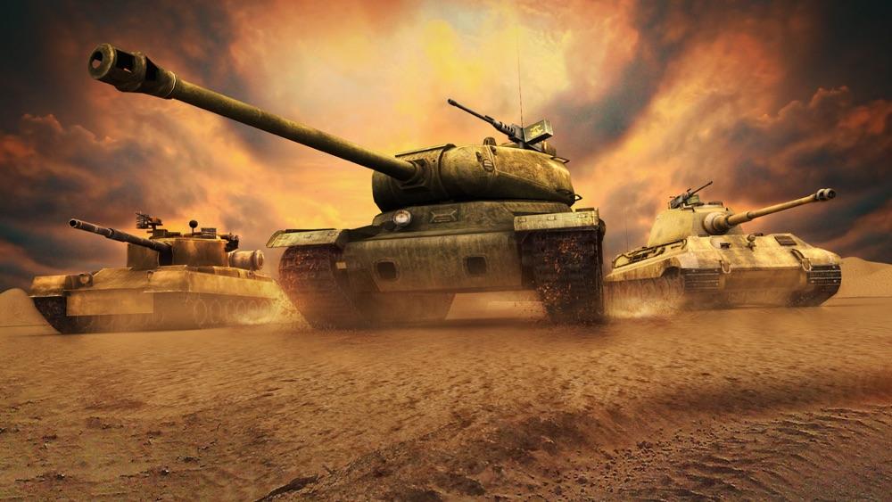War of Tank: Epic Warriors