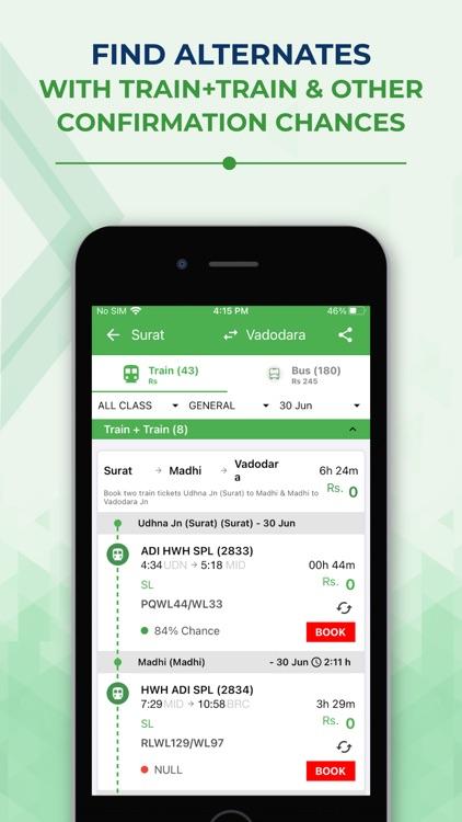 IRCTC train booking-ConfirmTkt screenshot-5