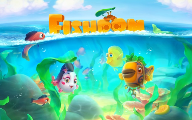 Fishdom Screenshot