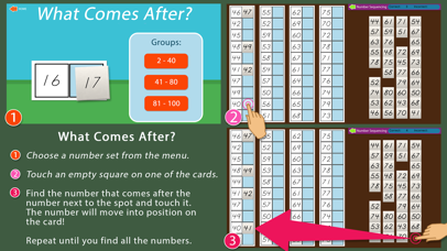 Preschool Number Sequencing screenshot 3