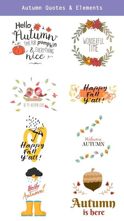 Autumn Love - Coffee & Quotes screenshot-4