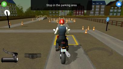 Nepal License: Driving Test 3D screenshot two