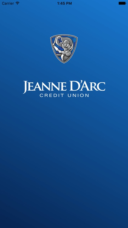 Jeanne D'Arc CU Mobile Banking screenshot-0