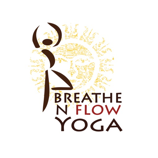 Breathe N Flow Yoga Icon