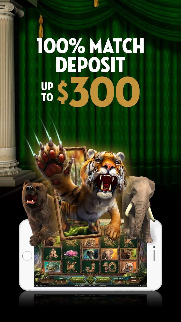 Caesars Real Money Casino NJ Screenshot