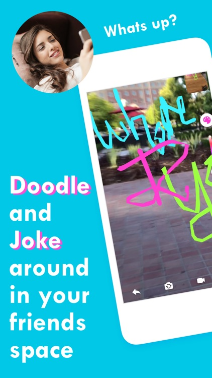 GRAFFITY - AR Video Chat - screenshot-0