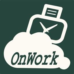 OnWork ーあなたのスマホがタイムカードにー