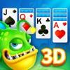 ソリティア3Dフィッシュ - iPhoneアプリ