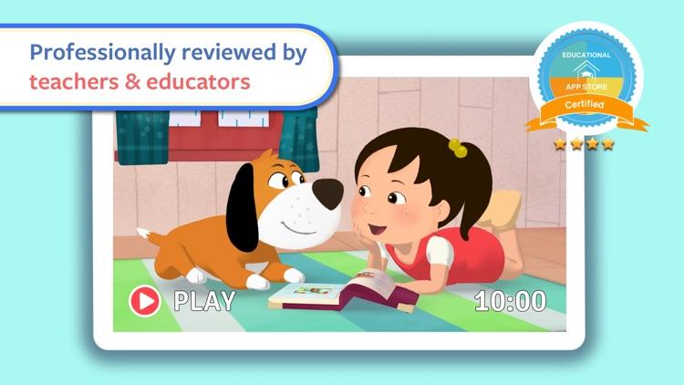 Miaomiao's Chinese For Kids screenshot-4