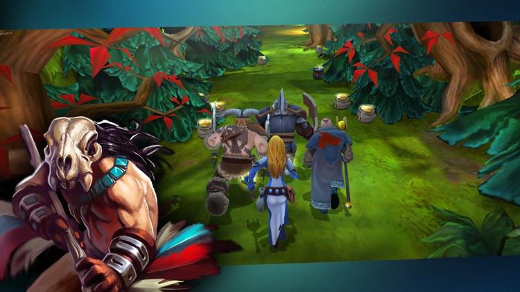 Heroes of Destiny: Fantasy RPG screenshot-5