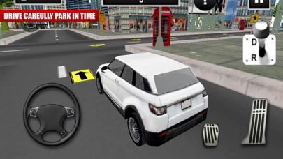 Prado Car Parking 2018 screenshot two