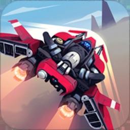 X Racer   Modern Jet Racer