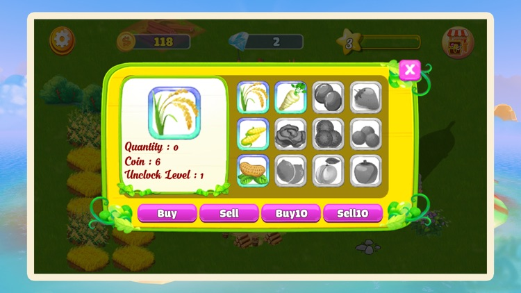 Dream Farm (Happy Farm) screenshot-5