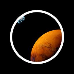 Ícone do app Mars Info