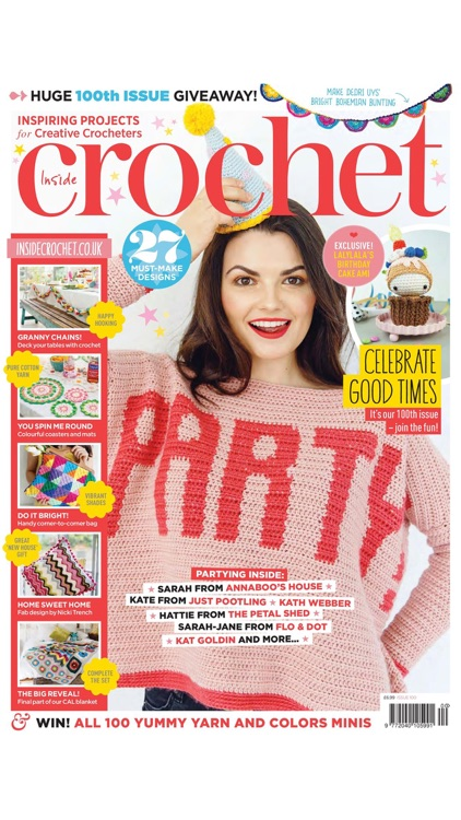 Inside Crochet Magazine screenshot-3