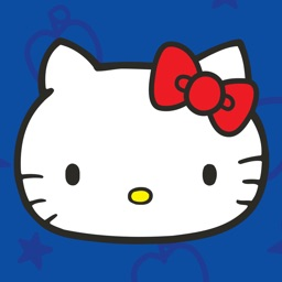 Hello Kitty Messaging Stickers