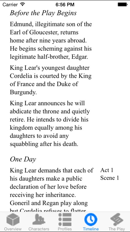 King Lear Full Audio screenshot-3