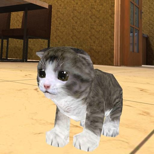 Котенок Кошка Симулятор 3D