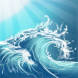Ícone do app Sunny ~ Sea & Ocean Sounds
