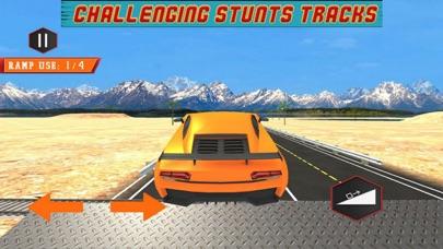 Screenshot of Fast Car: Street Jump Stunt App