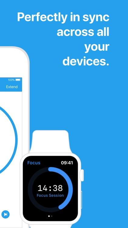 Focus - Productivity Timer screenshot-8