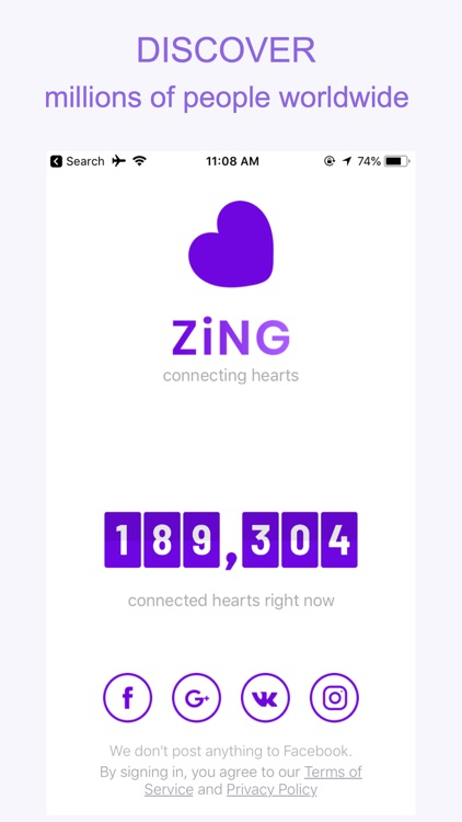 ZiNG - #1 Dating App