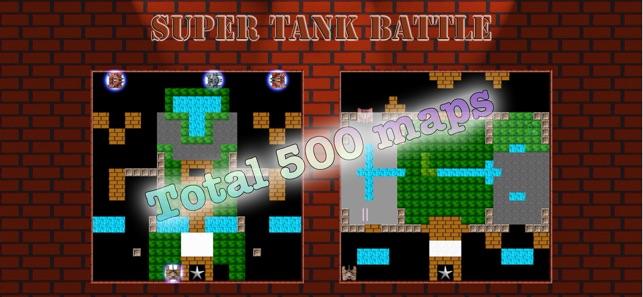 Super Tank - Trò chơi miễn phí cho iOS