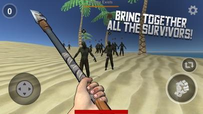 Way To Survival: Zombie Rush screenshot 3
