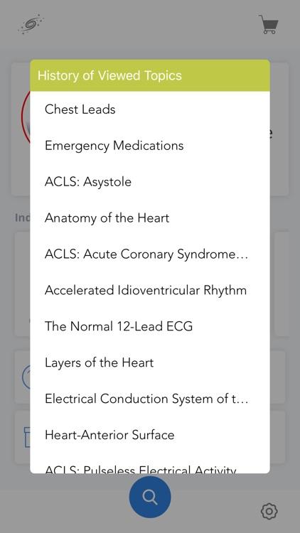 ECG Notes: Quick look-up ref. screenshot-5