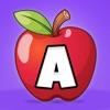 Alphabet tracing & flash cards - iPadアプリ