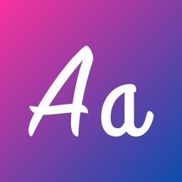 Fontbot: Custom fonts keyboard