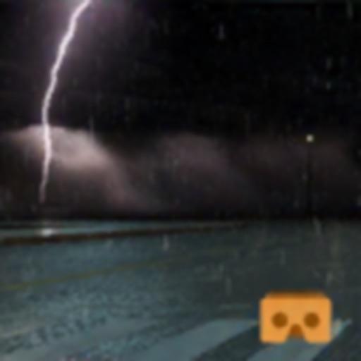 VR Thunderstorm