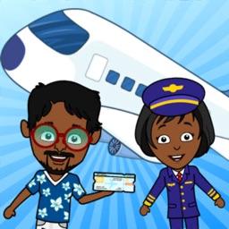Tizi Town – My Airplane Games